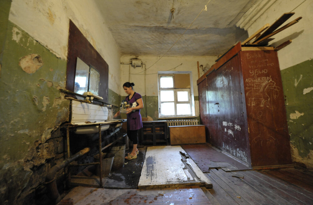 Vaesed võtavad Venemaal uljalt tarbimislaene