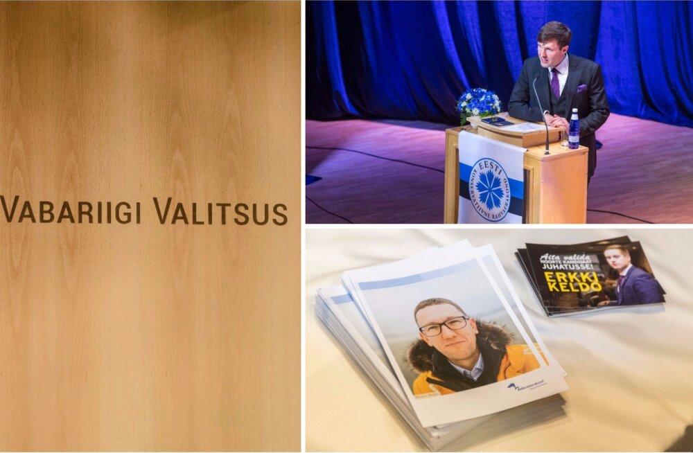 Raimond Kaljulaid: jutud paremvalitsusest on selgelt lihtsalt spinn. Nutikas spinn iseenesest