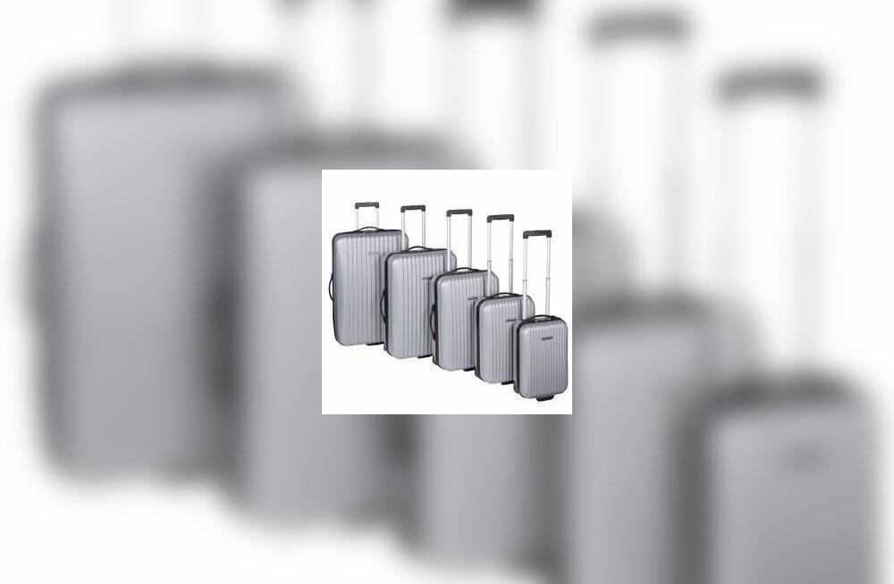 Zave.ee ostusoovitus: Sportlandi poodides valik kohvreid -60%