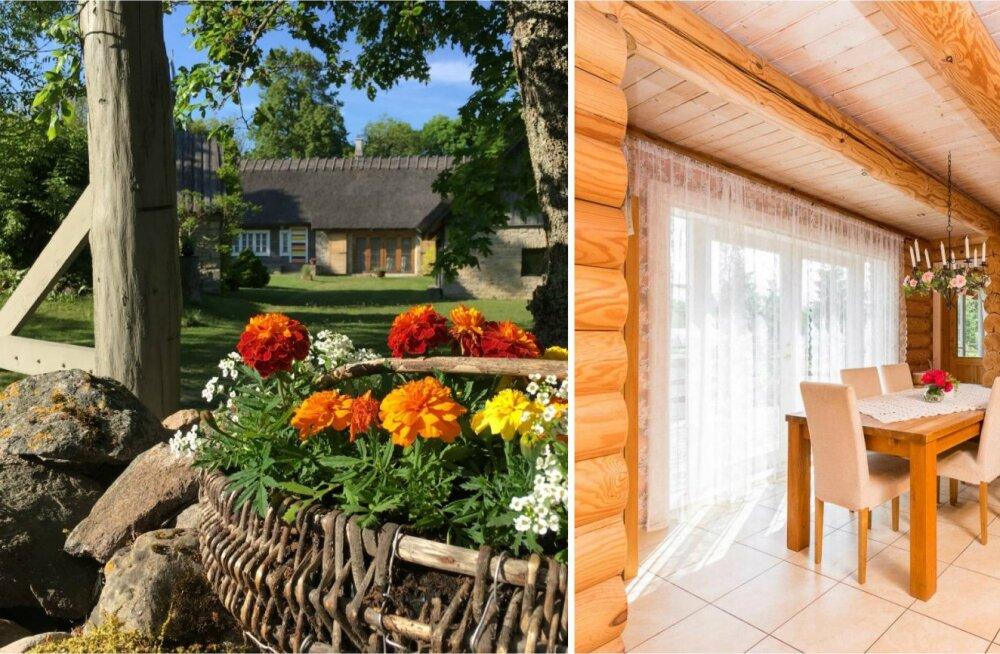 ФОТО: Самые красивые выставленные на продажу бревенчатые дома