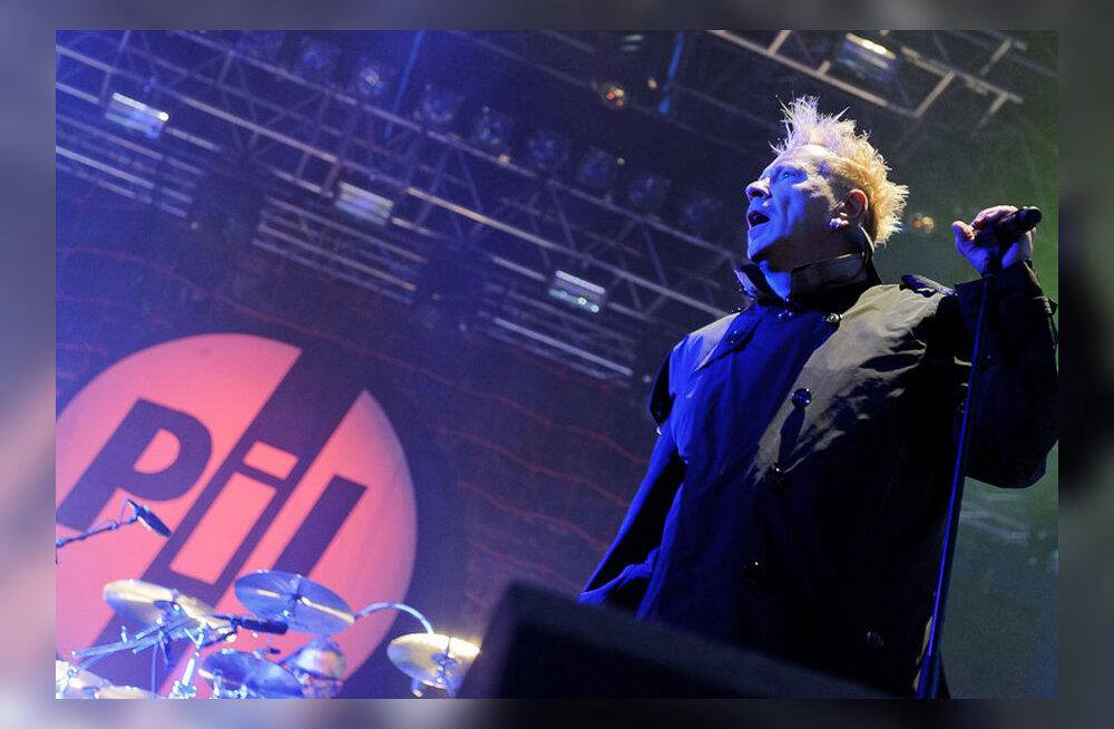 John Lydon: nimetage mind folklauljaks!
