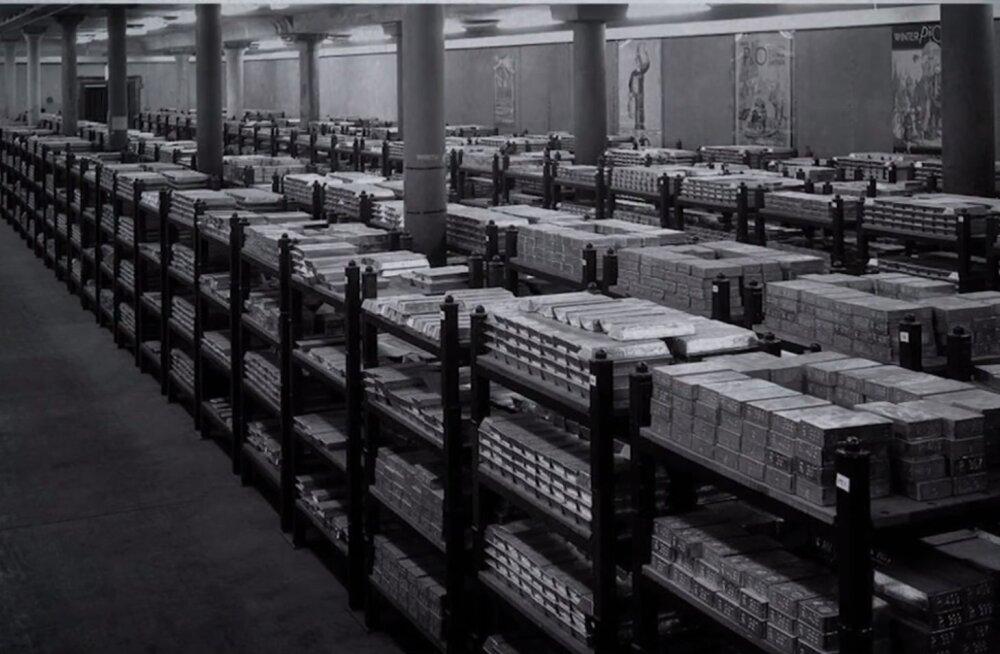 Mis juhtus Eesti kullavarudega pärast Teist maailmasõda ja kuidas need tagasi saadi?