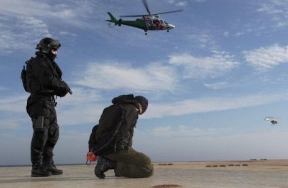 На яхте в Рижском заливе захватили заложника: судно штурмовали бойцы спецназа и армия