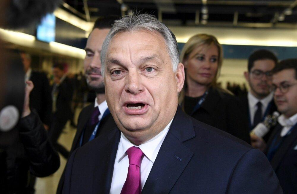 Orbán: Ungari on Ukraina poolt, kuigi Ukraina valitsus on Ungari-vastane