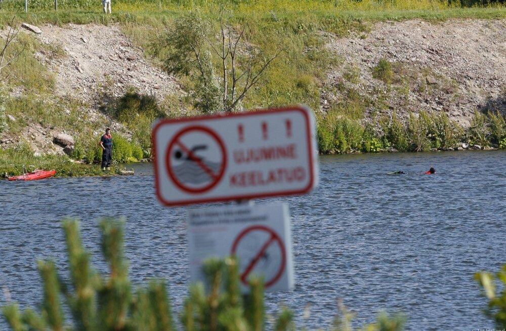 Pae järves jäi mees kadunuks