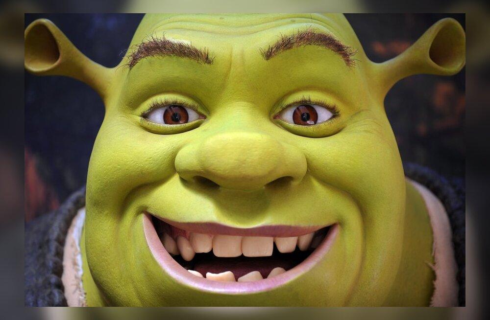 """""""Shreki"""" muusikal tuleb Eestisse. Sookolliks kehastub Sepo Seeman"""