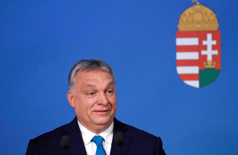 Ungari peaminister Viktor Orbán usub, et Euroopas tekib kaks tsivilisatsiooni.