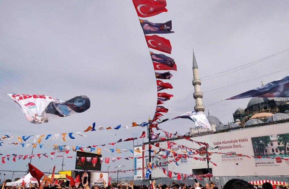 Türgi erakorralised presidendivalimised
