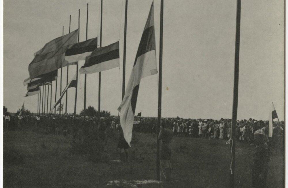 Propagandatalitus korraldas rahvuslikke suuraktsioone: näiteks kodude kaunistamine, sinimustvalge lipu levitamine jne.