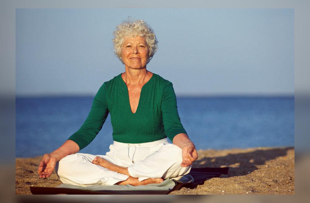 Kuidas saada hakkama üksilduse, jõuetuse, kurbuse, vananemise ja hirmudega?
