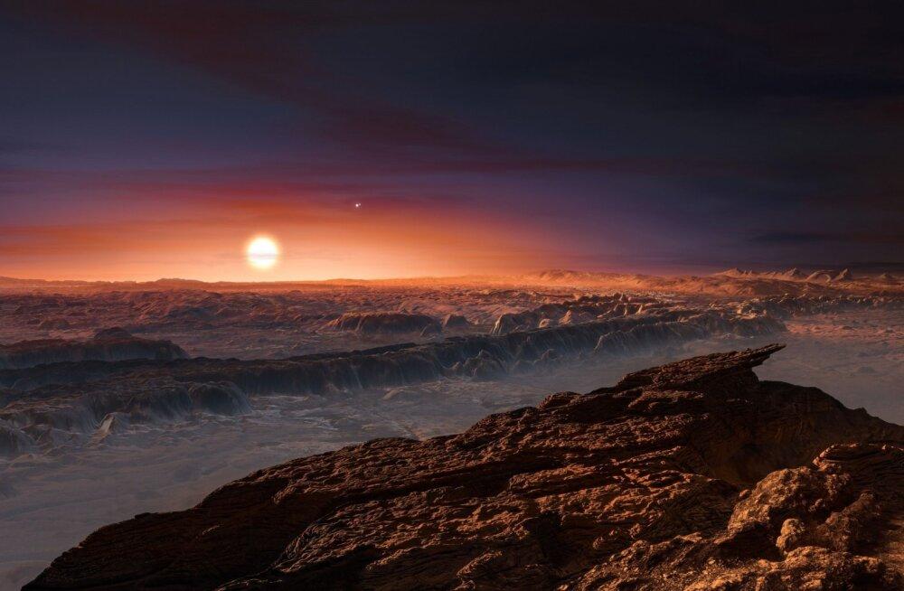 Väga pikad plaanid: NASA kavatseb aastal 2069 sondi Alpha Centauri poole saata