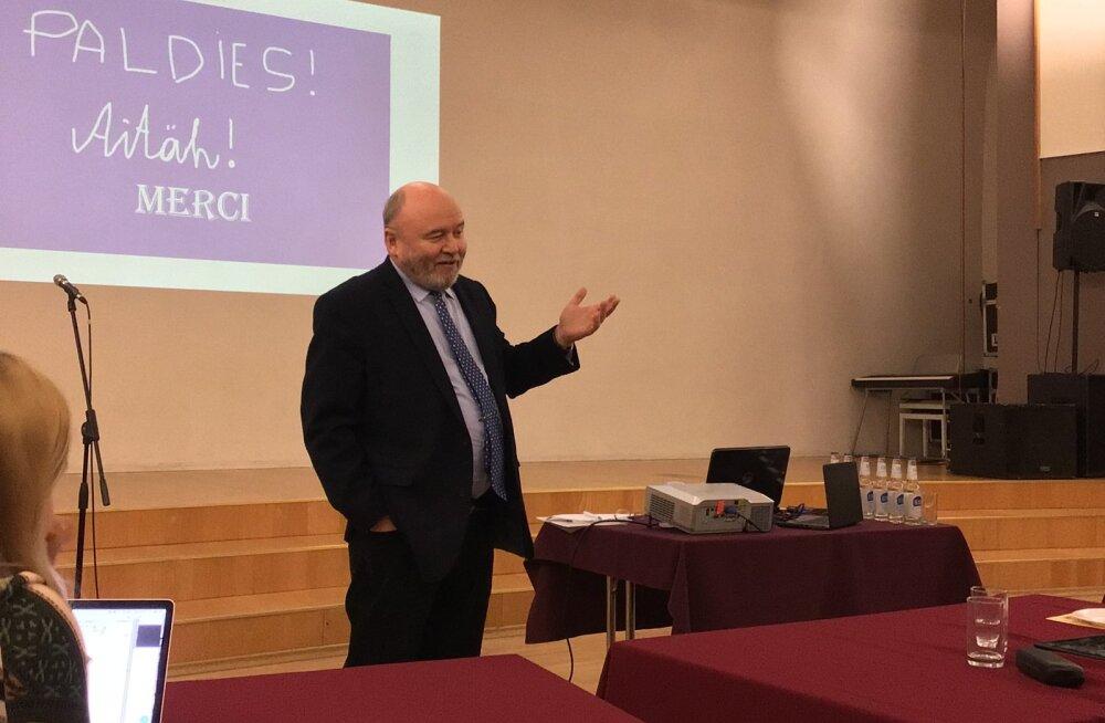 Igor Gräzin: liidame Valga ja Valka Walkiks ning siis ühendame Liivimaa