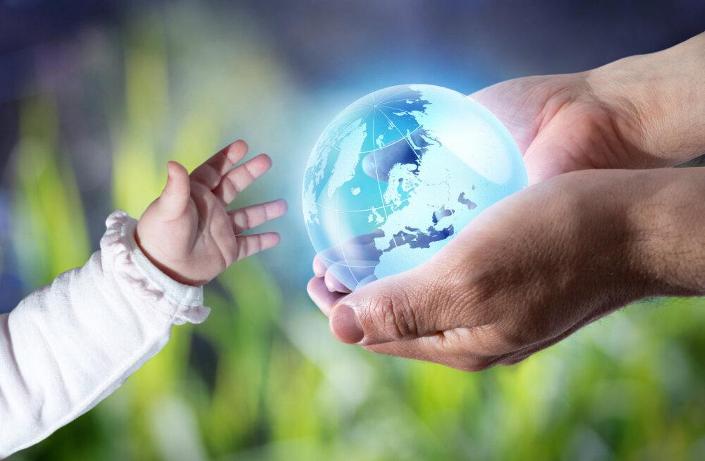 Gaia Akadeemia kursus Tervikliku Eluviisi Alused on maailmamuutjatele ja koosloojatele