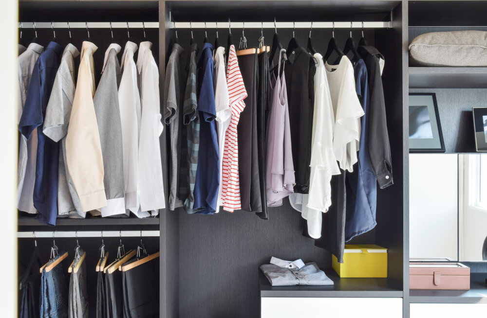 Need 12 nippi muudavad riidekapi korrastamise imelihtsaks