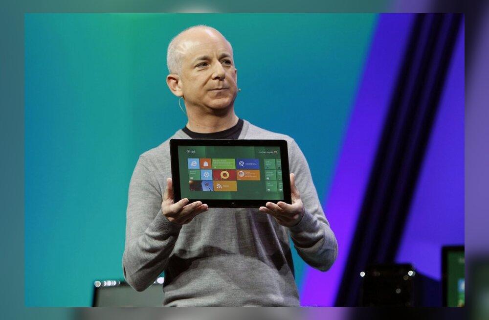 Uskumatu, aga tõsi: tänavune aasta võib kuuluda Windows 8 tahvelarvutitele