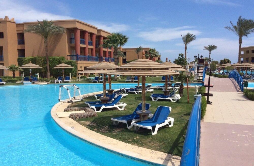 Egiptus, Hurghada 2016