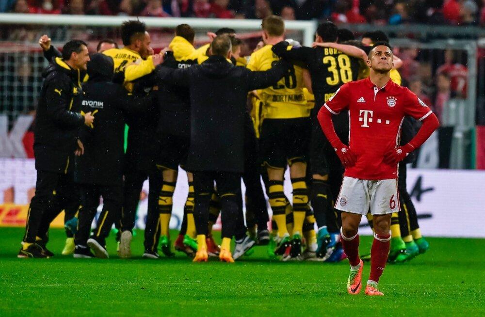 Dortmundi Borussia, Müncheni Bayern