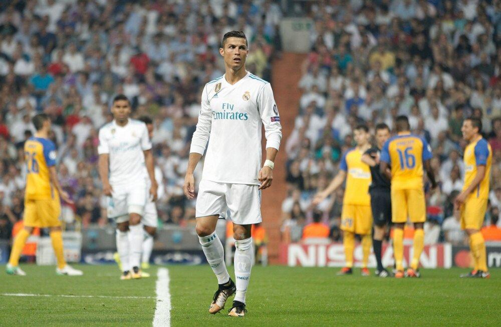 VIDEO   Ronaldo kirjutas ühe mänguga enda nimele kaks Messi rekordit