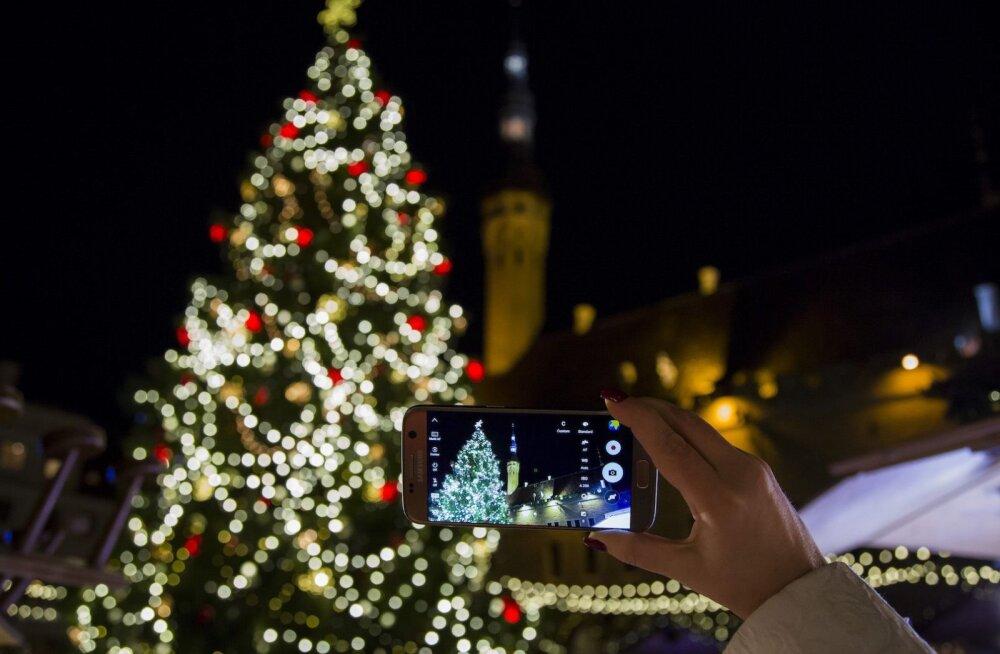 Nipid: kuidas nutitelefoniga jõuluajast nauditavaid videoid teha
