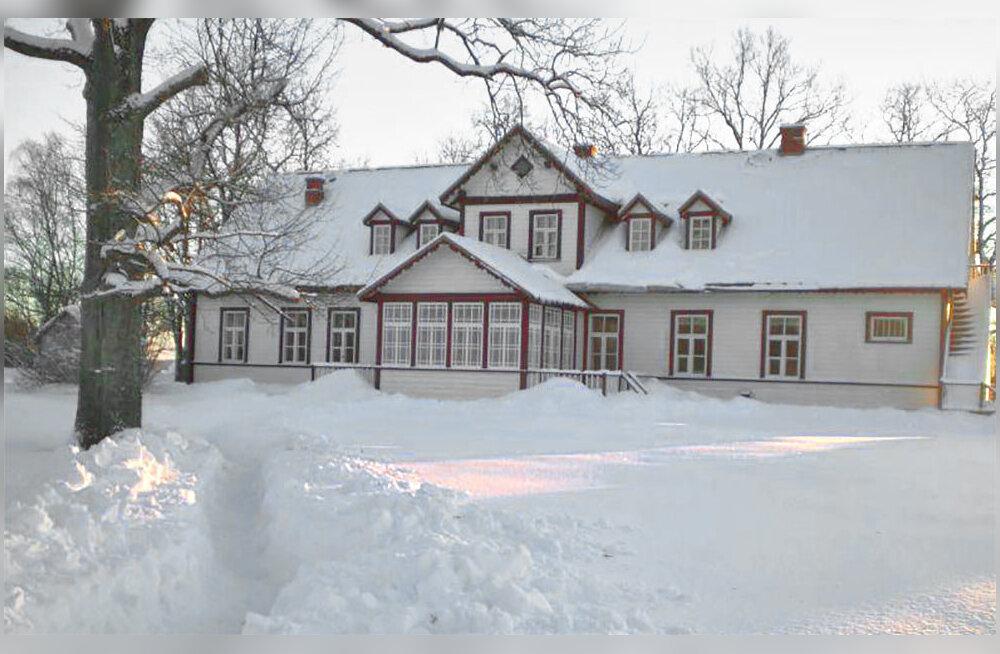 Proovi veeta jõulu- ja talvepuhkust nagu 100 aastat tagasi!