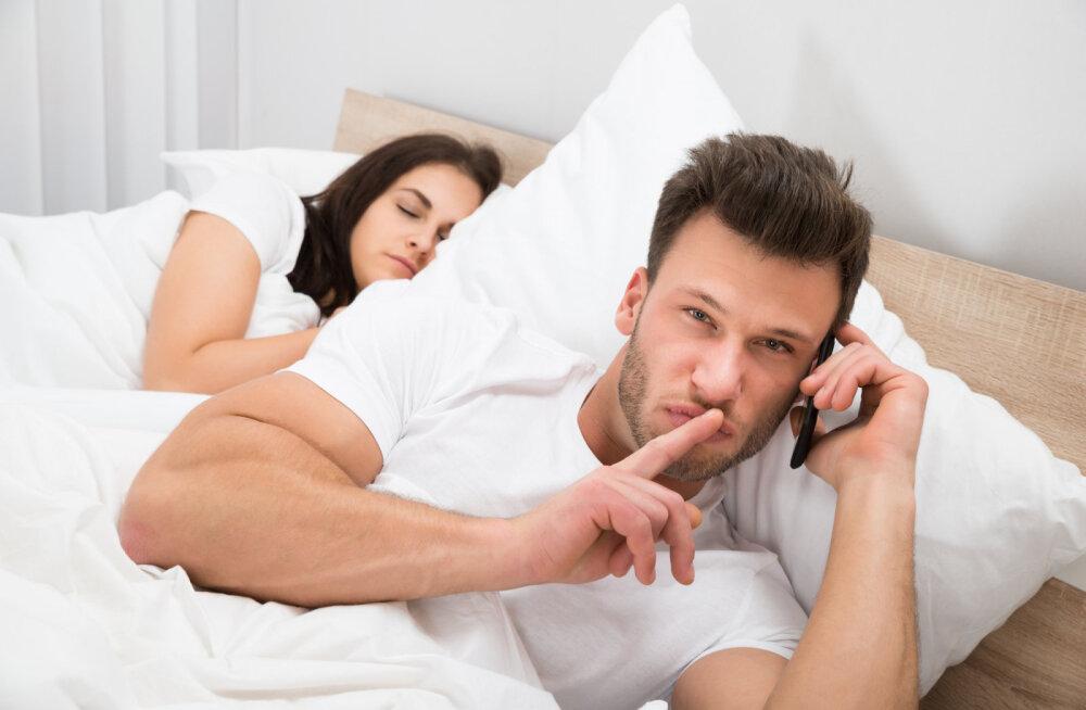 6 selget märki, mis näitavad, et su kallim petab sind
