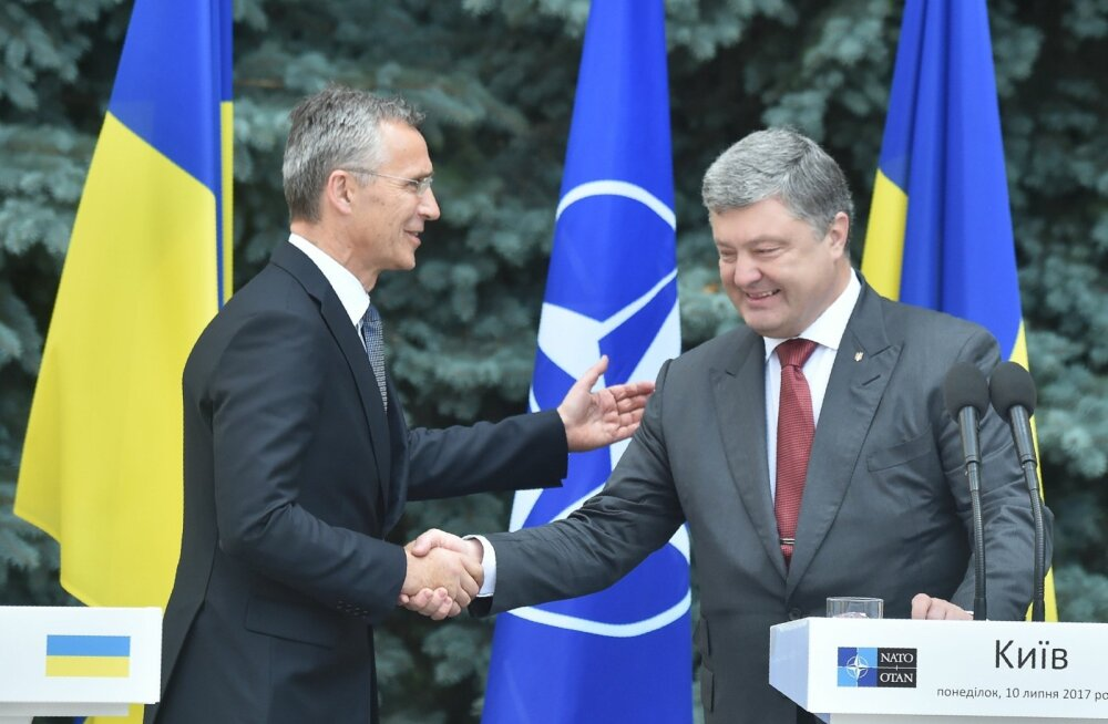 UKRAINE-NATO-POLITICS-DIPLOMACY