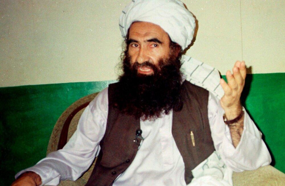Talibani teatel suri Afganistani ühe relvarühmituse asutaja Jalaluddin Haqqani