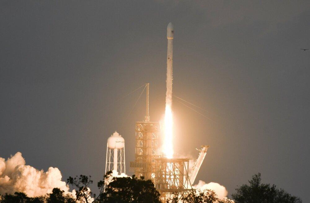 Killuke kosmoseajalugu: ISS-i varustusmissioonil kasutatakse homme esmakordselt pruugitud raketti