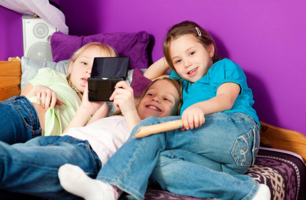 Lapse arengu ABC: nõuanded 3-6 aastaste laste vanematele