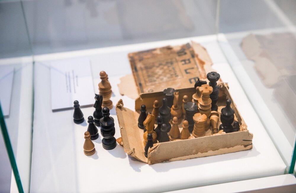Paul Keres 100 näitus
