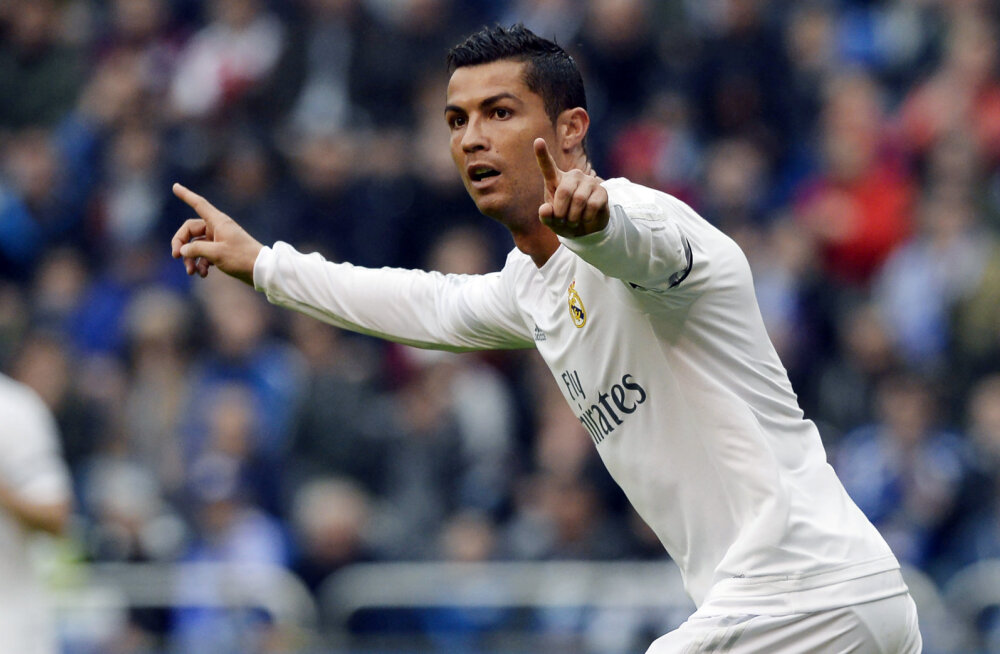 Ronaldo tegi ajalugu: kuus hooaega järjest 50 väravat!