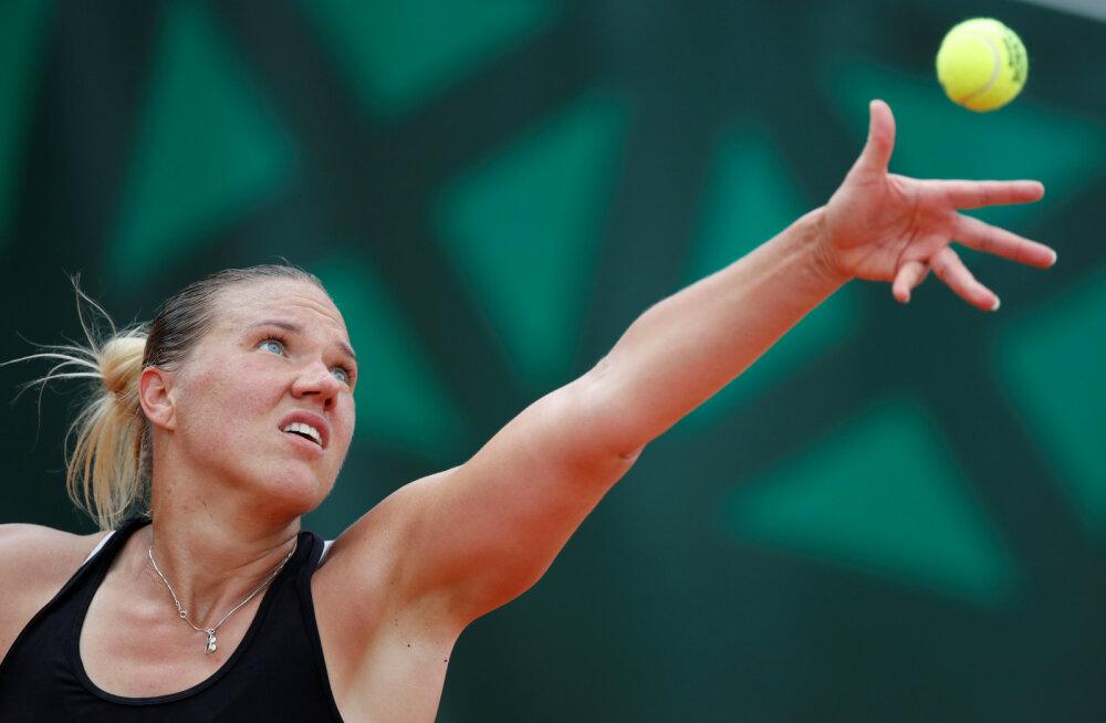 DELFI WIMBLEDONIS | Kaia Kanepi: seda turniiri ei taha enam mäletada, ootan järgmist aastat