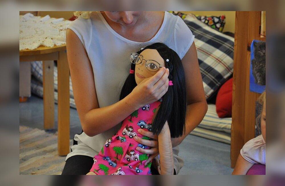 Как куклы Persona Dolls учат эстонских детей не обижать других