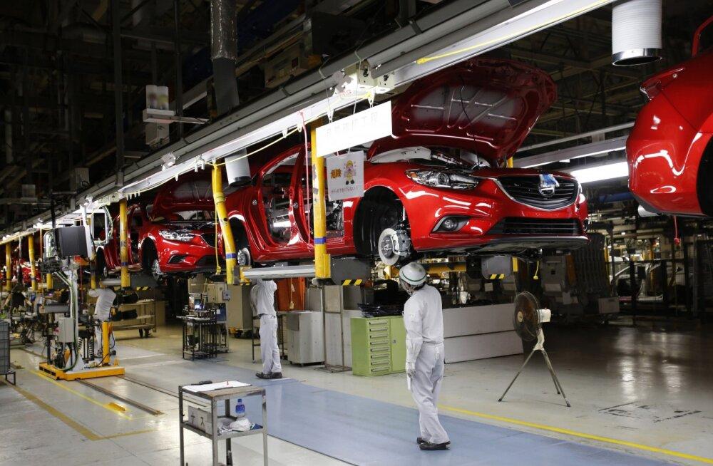 Mazda teatas, et nende uus bensiinimootor on elektriautost keskkonnasõbralikum