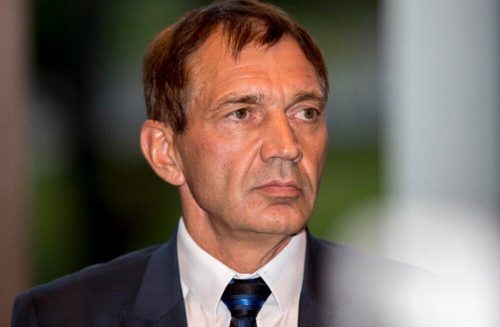 Tegus Tallinn ja Savisaare liit pressikonverents