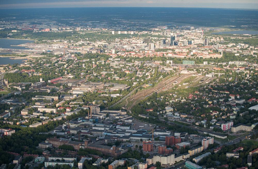 TAB 2019 visioonivõistlus asub kärisenud Tallinna linnaruumi kokku õmblema