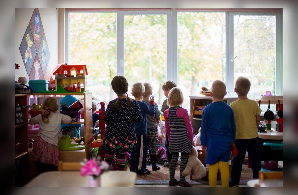 Kahe aasta pärast avatakse Eestis kuus täielikult kakskeelset lasteaeda
