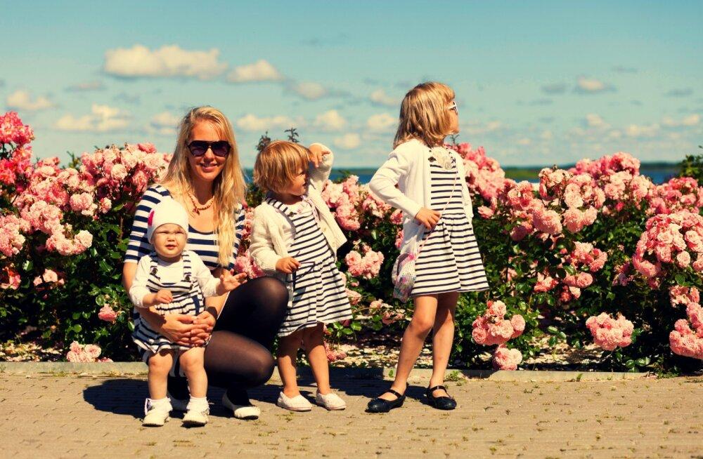 Toitumisspetsialist, treener ja kolme lapse ema Pilleriin Täht: sinu lapse tervis sõltub sinust — nüüd ja praegu!