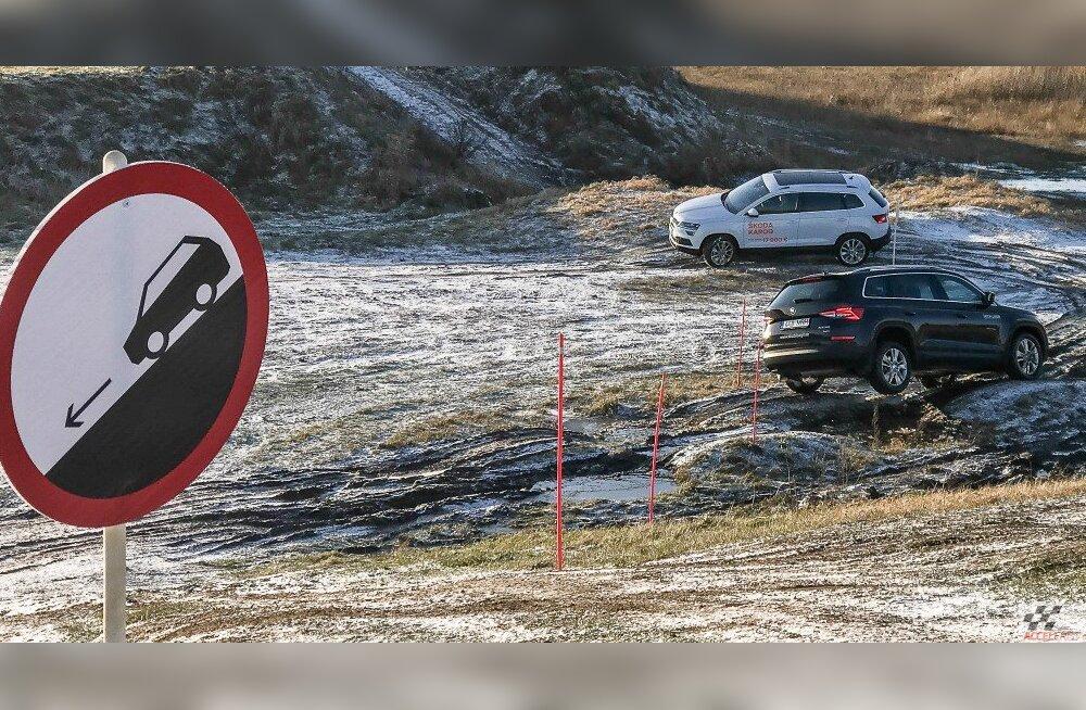Pilk peale, käsi külge: Škoda Karoq, teise nimega Idekas Igapäevamaastur