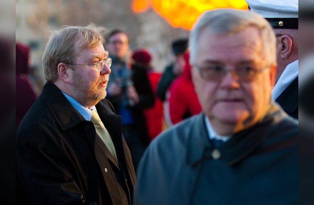 Jakko Väli: Poliitkaksikud Laar ja Savisaar