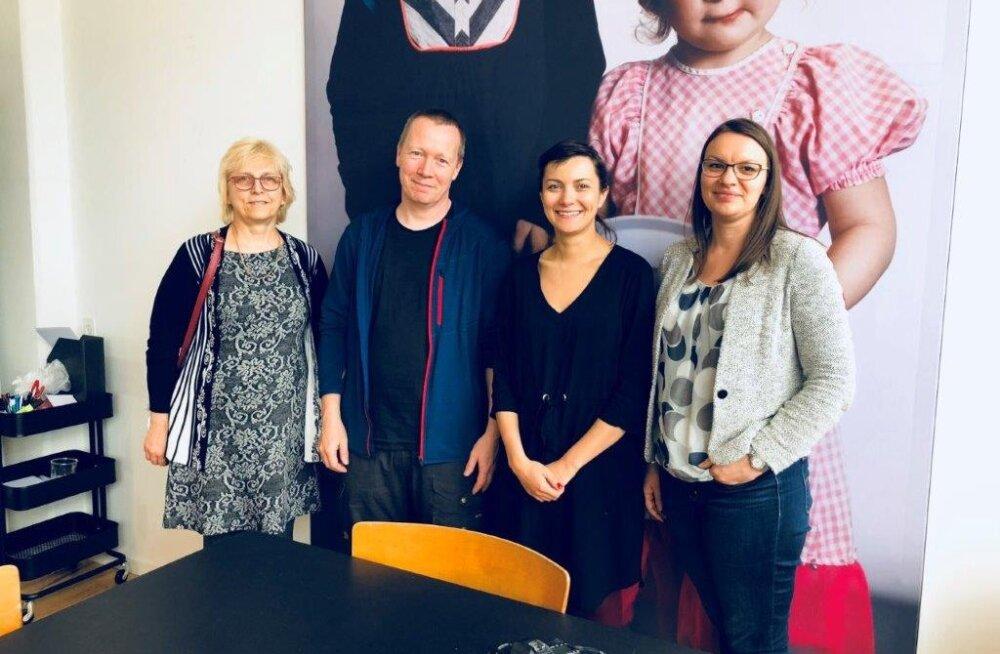 Делегация Таллинна изучила опыт Копенгагена по организации экологически чистого питания