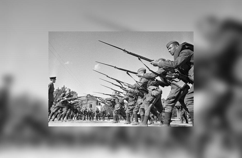 23. juuli 1940: USA ei tunnusta Eesti, Läti ja Leedu okupeerimist