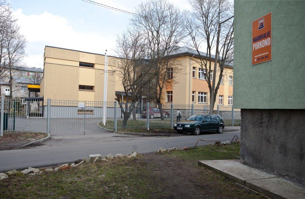 Tallinna Asunduse lasteaed Pallasti tänaval
