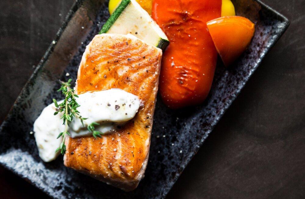 Рыбная диета: как сбросить 4 кг за 10 дней