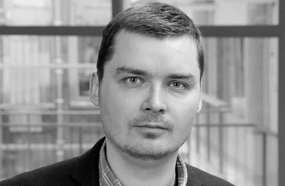 Õpetaja, õpikute autor, kirjandustegelane ja õppejõud Priit Kruus (3.12.1981 – 25.11.2018)