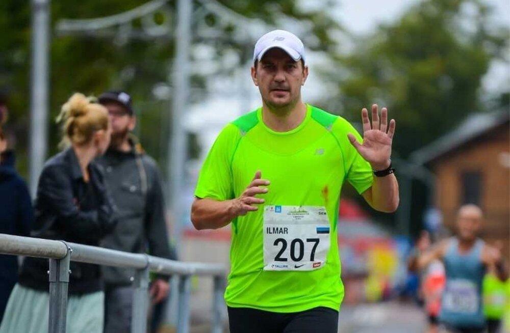 Praegu lekitamises kahtlustatavana vahi all istuv Ilmar Vähi sai mullusel SEB Tallinna maratonil üldarvestuses 258. koha.