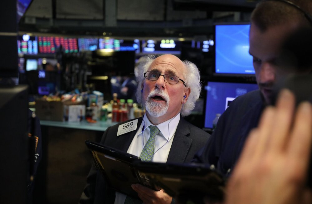 Börsikrahh käib mööda maailma. Varsti jõuab Tallinna