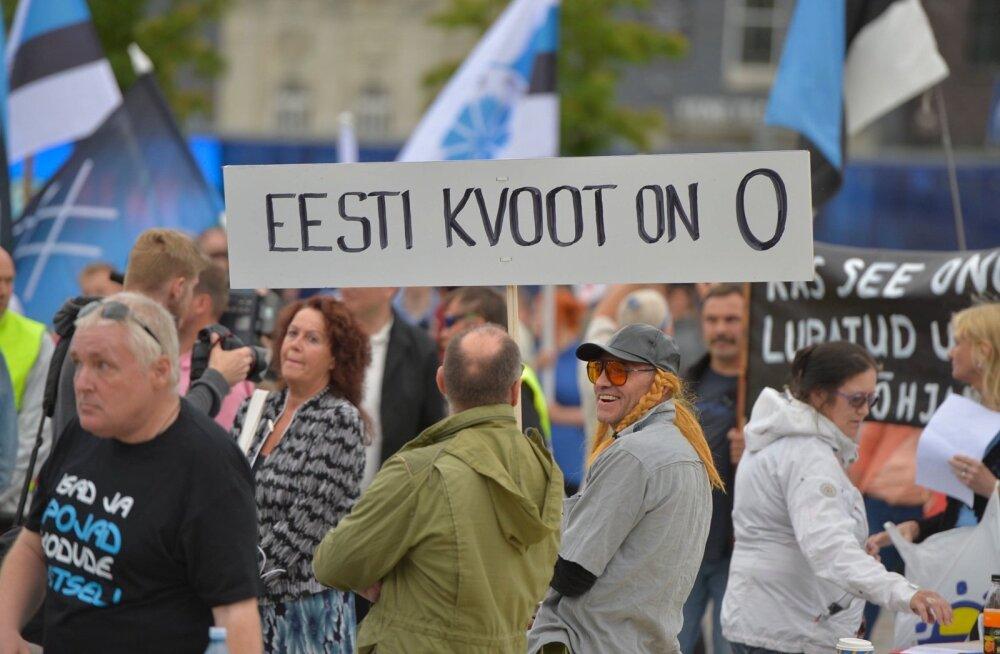 TULEVIKU EESTI | Toomas Paul: Tulvavete tulek ja Eesti