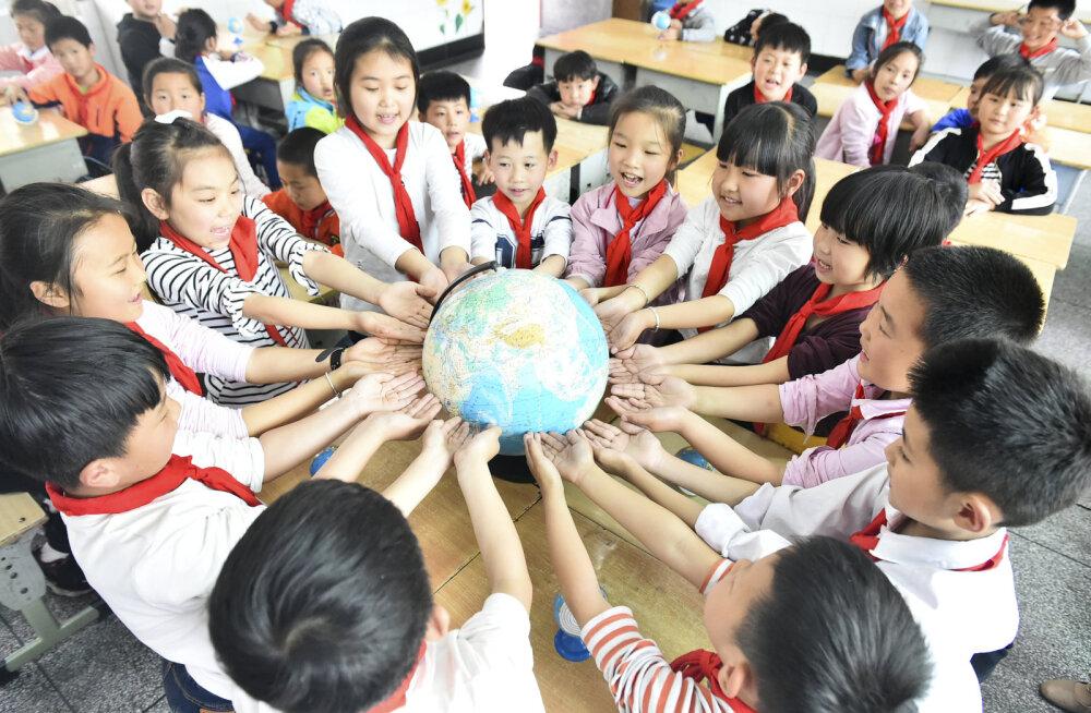 Täna tähistatakse rahvusvahelist Maa päeva