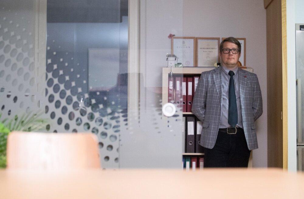 Martin Kruus, Advokaadibüroo Vilippus Polman Partnerid